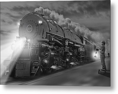The 1218 On The Move 2 Metal Print by Mike McGlothlen