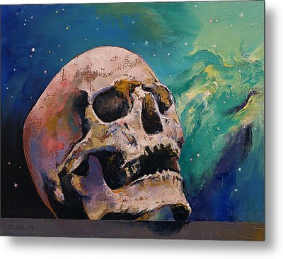 The Alchemist Metal Print by Michael Creese