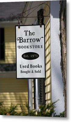 The Barrow Metal Print by Allan Morrison