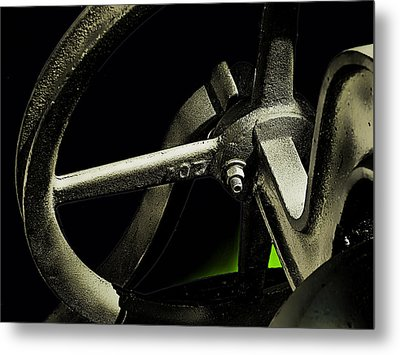 The Bell-ringer Metal Print by Wendy J St Christopher