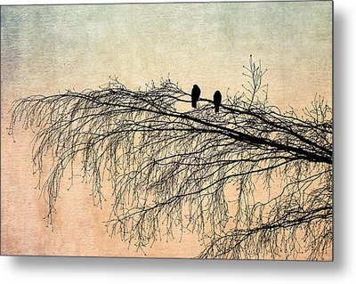 The Branch Of Reconciliation 2 Metal Print by Alexander Senin