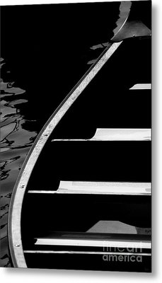 The Canoe Metal Print by Jeff Breiman
