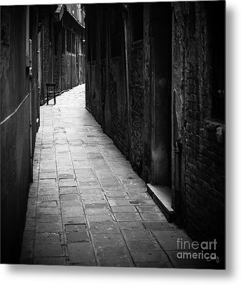 The Chair Metal Print by Prints of Italy
