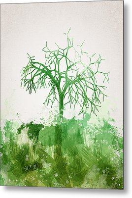 The Dead Tree Metal Print by Aged Pixel