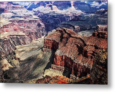 The Grand Canyon V Metal Print by Tom Prendergast