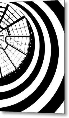 The Guggenheim Metal Print by Scott Norris