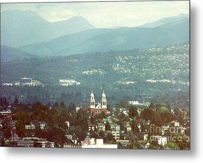 The Hills Are Alive With The Sound Of Music Metal Print by Michael Hoard