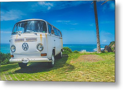 The Hipster Metal Print by Cameron Howard