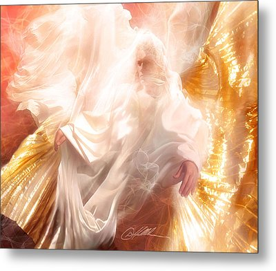 The Holy Spirit Metal Print by Danny  Hahlbohm