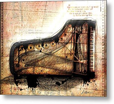 The Last Sonata Metal Print by Gary Bodnar