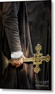 The Law Metal Print by Margie Hurwich