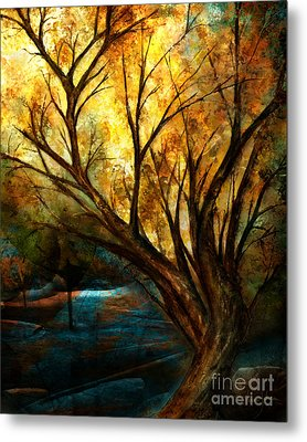 The Light Has Come Metal Print by Shevon Johnson