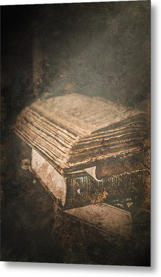 The Light Of Knowledge Metal Print by Loriental Photography