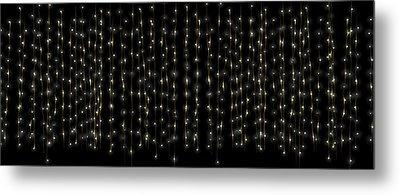 The Lights Of Fairies Metal Print by Allan Swart