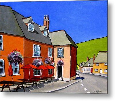 The Local Metal Print by Jo Appleby