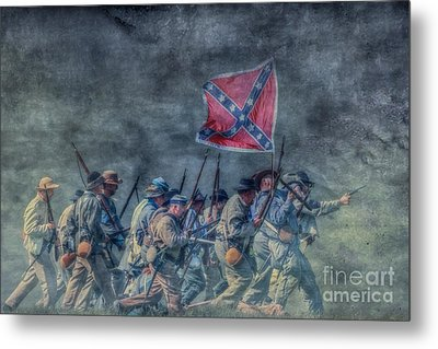 The Men From Old Virginia Metal Print by Randy Steele