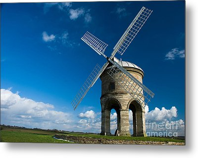 The Mill Metal Print by Anne Gilbert