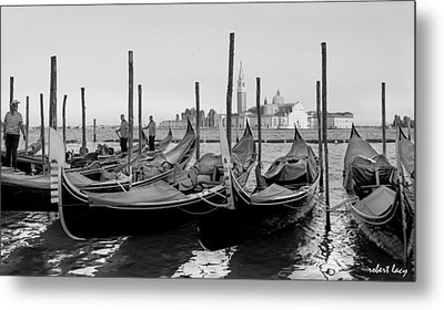 The Most Photographed View In The World Metal Print by Robert Lacy