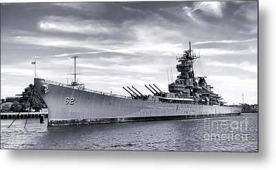 The New Jersey Metal Print by Olivier Le Queinec