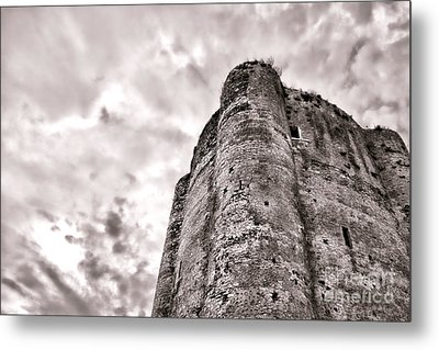 The Old Dungeon Metal Print by Olivier Le Queinec