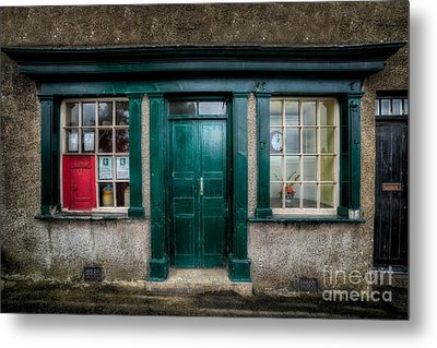 The Old Post Office Metal Print by Adrian Evans