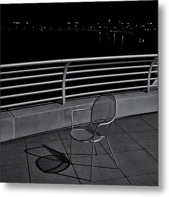 The Outcast Metal Print by Trever Miller