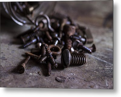 The Perfect Fit Metal Print by Andrew Pacheco