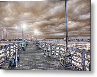 The Perfect Storm Metal Print by Betsy C Knapp