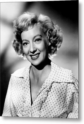 The Prowler, Evelyn Keyes, 1951 Metal Print by Everett