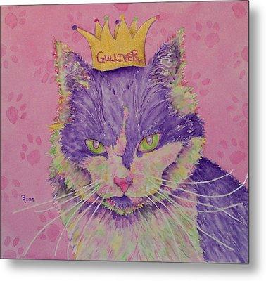 The Queen Metal Print by Rhonda Leonard