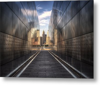 The Remembered. Metal Print by Rob Dietrich