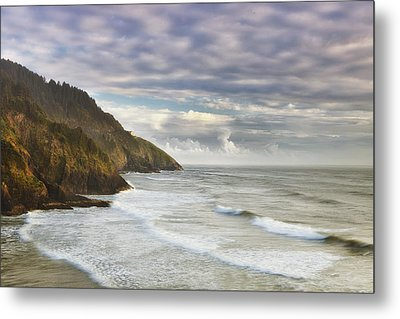 The Remote Coast Metal Print by Andrew Soundarajan