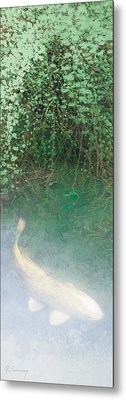 The Sanctuary Metal Print by Robert Conway