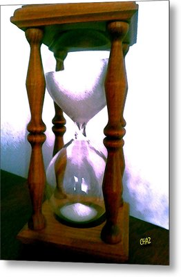 The Sands Of Time Metal Print by CHAZ Daugherty