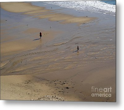 The Shore Metal Print by Gregory Dyer
