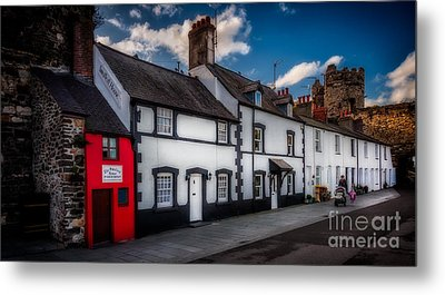 The Smallest House  Metal Print by Adrian Evans