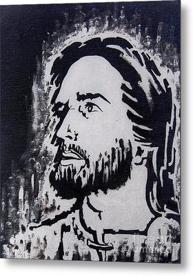 The Son Of God Metal Print by Greg Moores