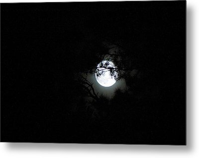 The Sorcerer's Moon Metal Print by John  Glass