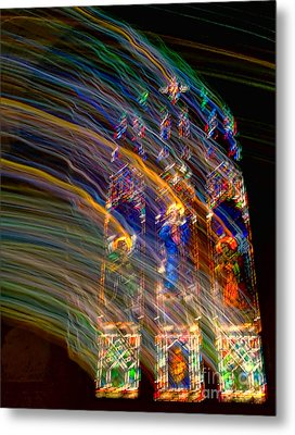 The Spirit Of The Saints Metal Print by Kathleen K Parker