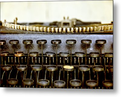The Story Told 2 Metal Print by Angelina Vick