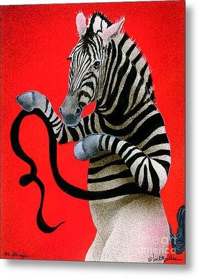 The Stripper... Metal Print by Will Bullas