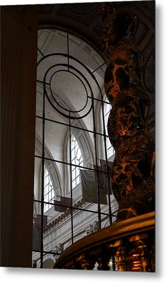 The Tombs At Les Invalides - Paris France - 011320 Metal Print by DC Photographer
