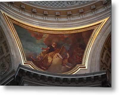 The Tombs At Les Invalides - Paris France - 011331 Metal Print by DC Photographer