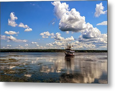 The Tour Metal Print by Mark Papke