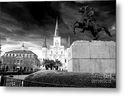 The Union Must And Shall Be Preserved Metal Print by John Rizzuto
