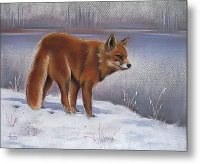 The Waiting Game Metal Print by Cynthia House