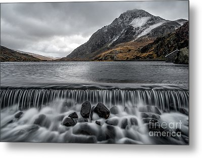 The Weir Metal Print by Adrian Evans