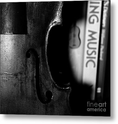 Things That Compose  Metal Print by Steven  Digman