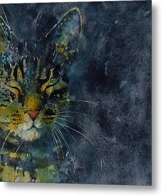 Thinking Of You Metal Print by Paul Lovering