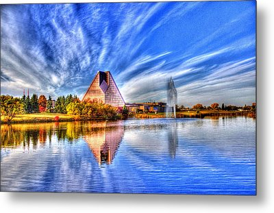 This Photo Is Worth A Mint...wrcm Metal Print by Larry Trupp